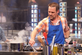 "Marc Huebner on ""America's Best Cook."""