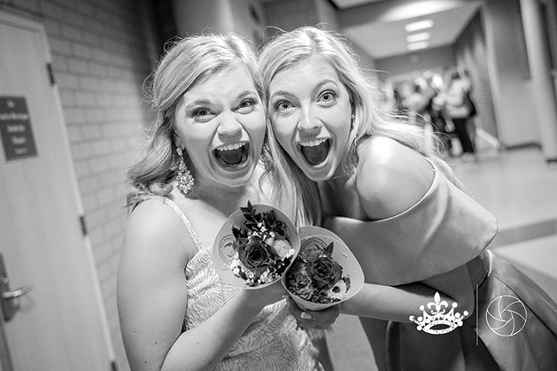 Britta Aas and Whitney Minton at Miss Minnesota 2019