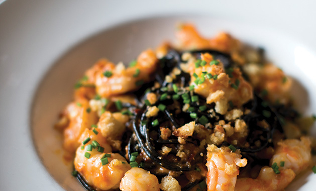 A dish from Campiello Ristorante & Bar, a finalist for Best Restaurant in the Best of Southwest Metro 2019 Readers' Choice Survey