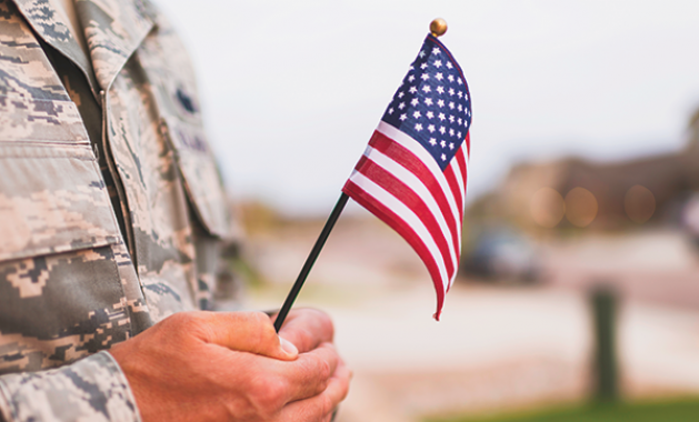 Flags and Honor helps local veterans
