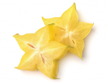 Star fruit, mimosas, mimosa punch, mimosa recipes