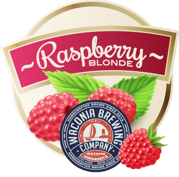 Waconia Brewing Company Raspberry Blonde
